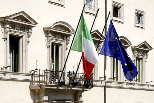Italian companies and loyalty share scheme