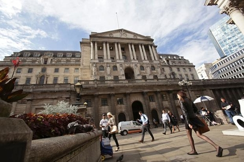 Bank of England Hawks Retreat