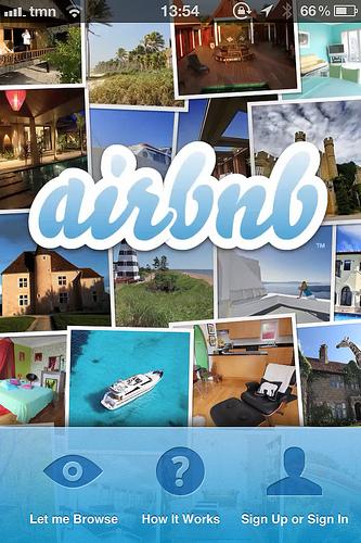 Airbnb - hotel market in decline?