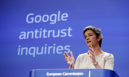 Google faces an antitrust action by competition watchdog