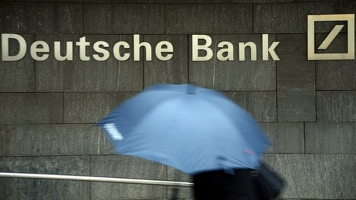 Deutsche Bank in record $2.5bn fine over interest rate manipulation