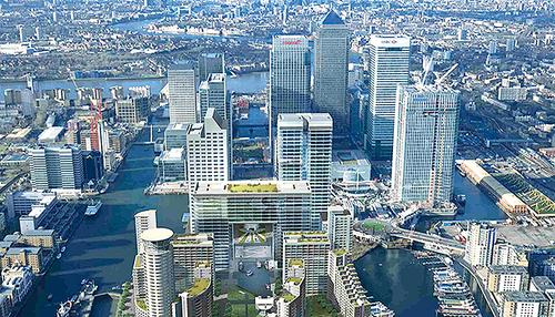 Il futuro di Londra nel 2015