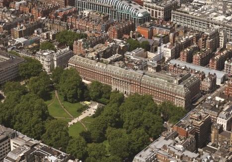 """Le strade più """"care"""" di Londra secondo la compagnia di assicurazioni Lloyds"""