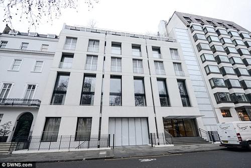 46 milioni di sterline per un appartamento a Londra