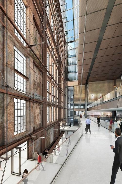 Arrivano sul mercato gli uffici nella Battersea Power Station
