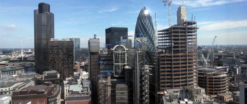 Gli affitti commerciali a Londra sono aumentati del 70% dal 2010 al 2015
