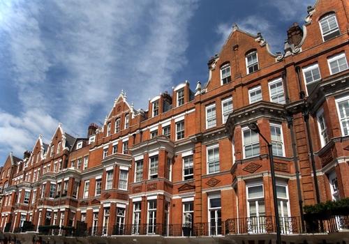 Previsto calo dei prezzi nel mercato immobiliare residenziale a Londra