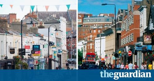 Londra - Dublino... una comparazione