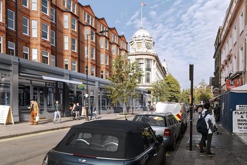 Queensway la nuova Covent Garden?