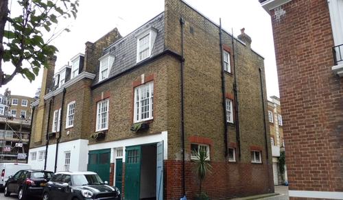 Un garage a Marylebone per £135,000