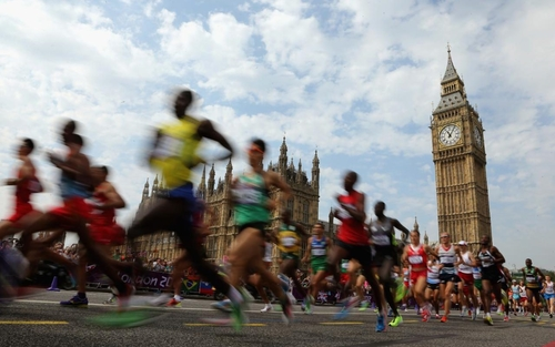 La maratona di Londra e il mercato immobiliare