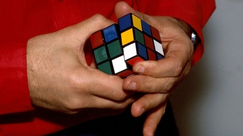 Rubik's Cube cannot be registered as a trademark