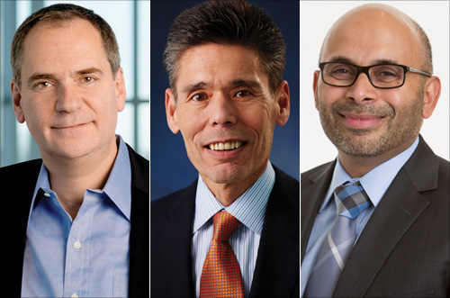 Fintech CEOs' Candid Advice, Bold Predictions for 2015