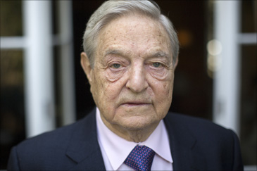 George Soros Plans to Back Peer-to-Peer Lending
