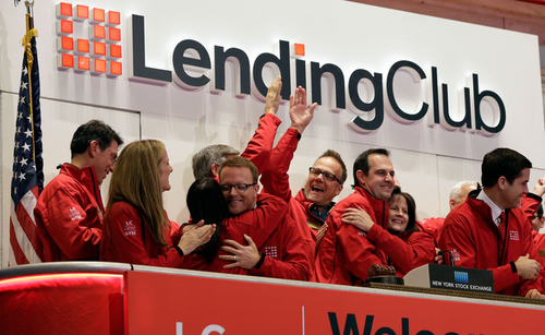 Lending Club nabs $9 billion valuation in IPO, challenges big banks