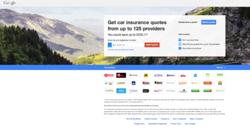 New Clues on Google's Plans for Insurance