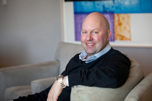 The 16 trends by Andreessen (a16z)