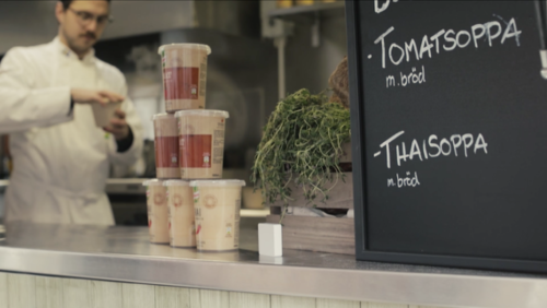 How a Swedish soup experiment points to a better use of iBeacons