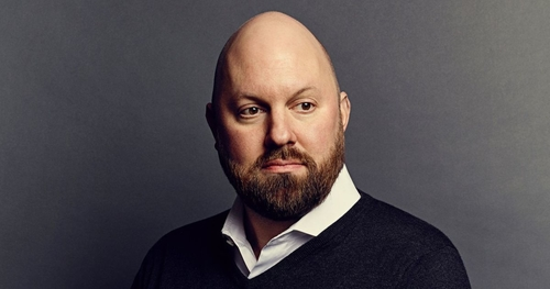 TOMORROW'S ADVANCE MAN Marc Andreessen's plan to win the future.