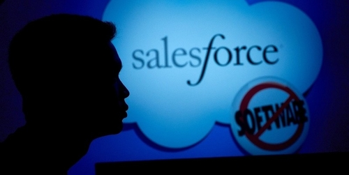 What's at stake for advisers if Salesforce is bought out?