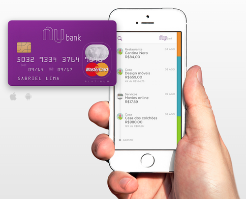 Brazil's Nubank Raises $30M Led By Tiger To Build Out Its Mobile-Based Credit Card Business