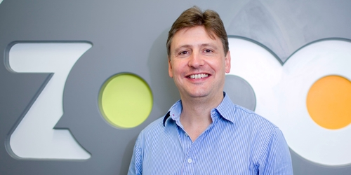 Peer-to-peer lender Zopa is growing like crazy and will do £1 billion next year