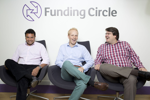 Funding Circle launches £150 million float of SME fund