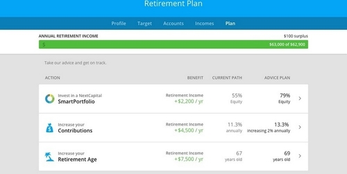 NextCapital takes on competing retirement robos with 401(k) account aggregation