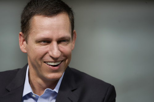 Thiel, Soros Said to Lead $25 Million Investment in TruMid