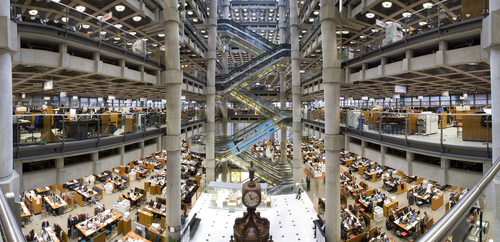 Lloyd's Sees Blockchain's Potential For Insurance Markets