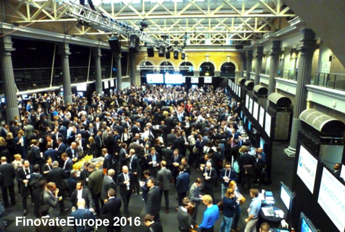 FinTech tools & Trends at Finovate Europe 2016