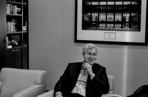 Jamie Dimon on Finance: 'Who Owns the Future?'