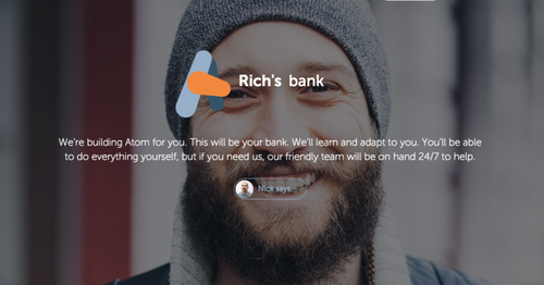 UK's Atom Bank makes first acquisition, Grasp, to hone its youth-focused user experience