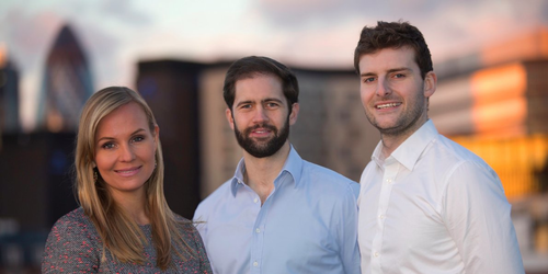 A 'robo-advisor' startup founded by a team of ex-Goldman Sachs employees is coming to the UK to take