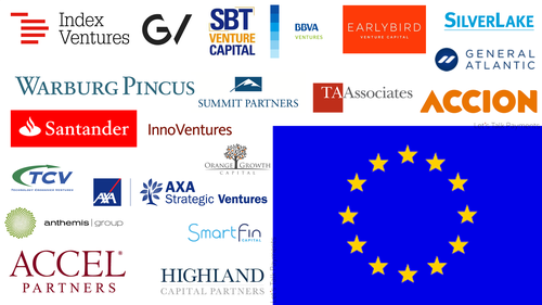 The Hottest FinTech Investors in Europe to Back the Next Big Breakthrough in FinTech