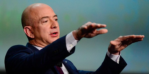 Amazon CEO Jeff Bezos explains why the Fire Phone disaster was actually a good thing