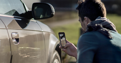 Fixico lets motorists snap photos to get quotes for cosmetic car repairs