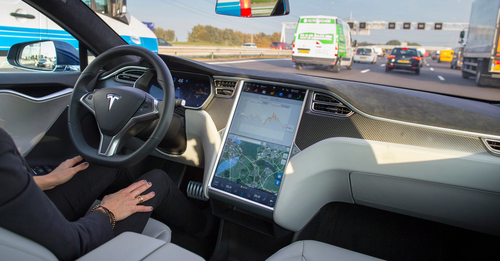 Self-Driving Tesla Was Involved in Fatal Crash
