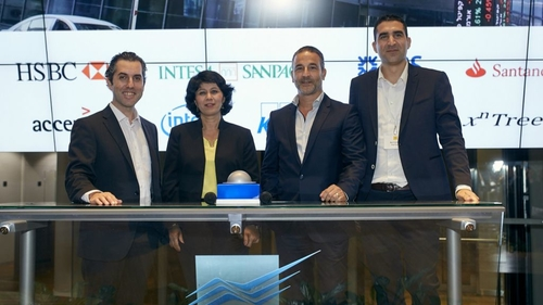 Global banks, Intel join Israel's fintech sceneHSBC, RBS, Italy's Intesa Sanpaolo and Banco Santande