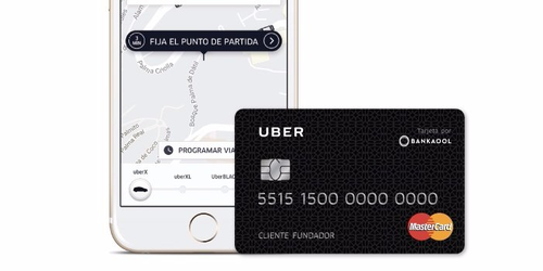 Uber is launching its own debit card in Mexico to get more people to take rides