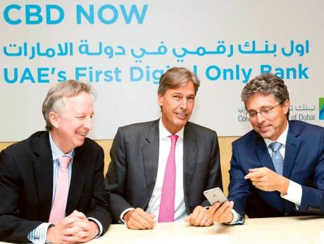 Commercial Bank of Dubai to launch UAE's first digital-only bank