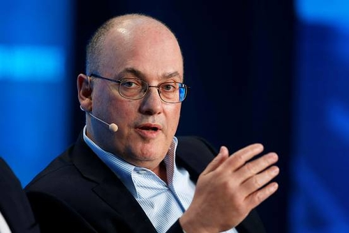Steven A. Cohen Makes a Move Into Index Funds Acorns