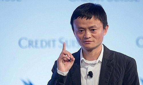 Jack Ma Wants to Turn Trendy Fintech Into Techfin