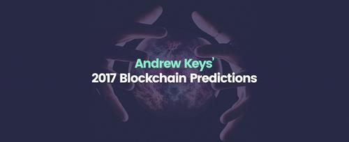 2017 Blokchain predictions