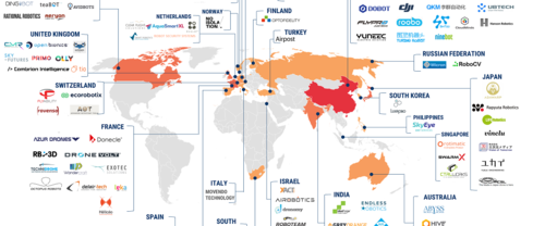 Robot Planet: Deals To Robotics Startups Proliferate Outside The US