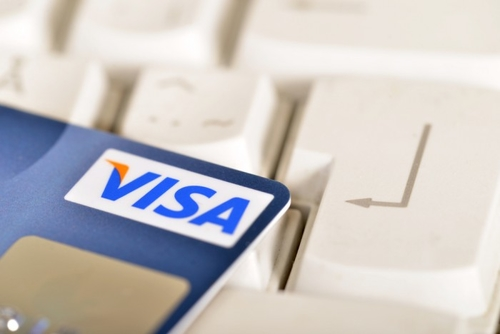VISA CEO ON PAYPAL'S FUTURE THREA