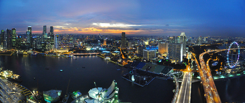 "Swiss Finance Minister Ueli Maurer: Singapore's Fintech Scene on a ""High Level"""