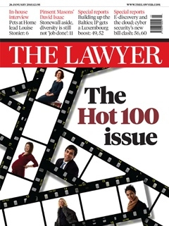 The Lawyer Magazine Hot 100