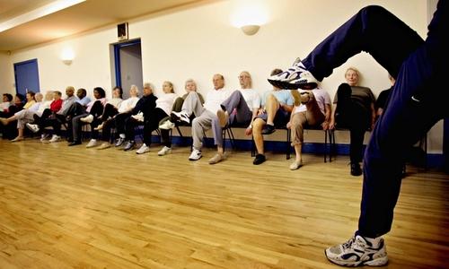 Old? definition of older people?