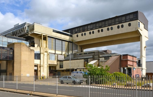 Tue 25th Nov, 17:15, Seminar on Cumbernauld New Town